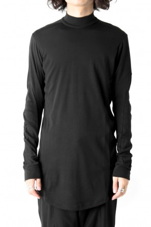 Long Sleeve Brushed Vintage Jersey