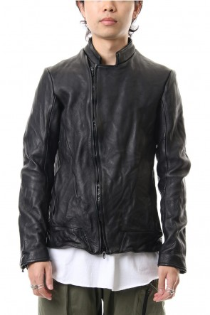 CIVILIZED 19-20AW LEATHER RIDERS JACKET - CVJ-0002