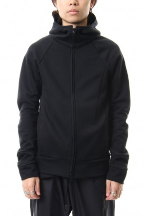 CIVILIZED 20SS ZIP UP PARKA BLACK