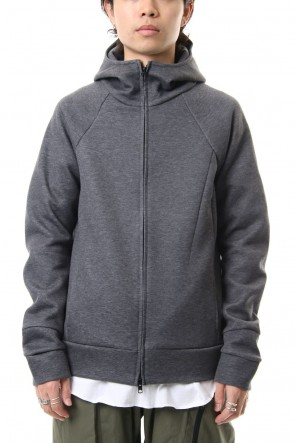 CIVILIZED 19-20AW ZIP UP PARKA T.CHARCOAL