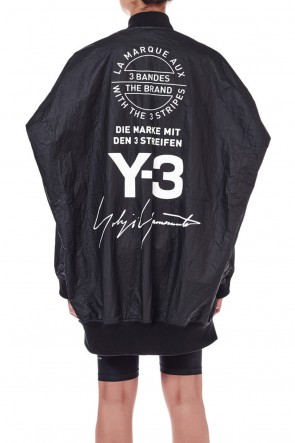 Y-3 18SS REVERSIBLE BOMBER
