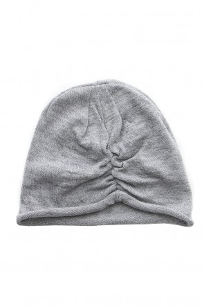 CIVILIZED 18-19AW SHIRRING KNIT CAP