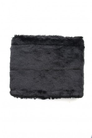 DIET BUTCHER SLIM SKIN 18-19AW Fur Snood