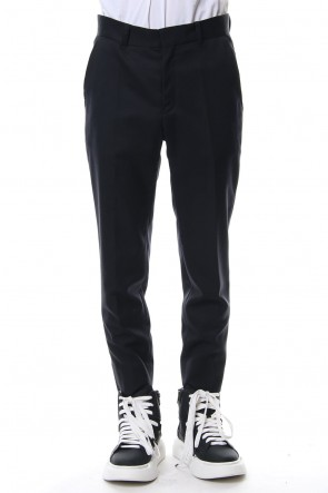 DIET BUTCHER SLIM SKIN 18-19AW Wool Skinny Trousers
