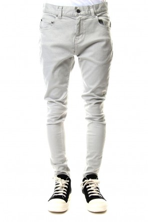 DIET BUTCHER SLIM SKIN 19SS Super stretch loose fit pants