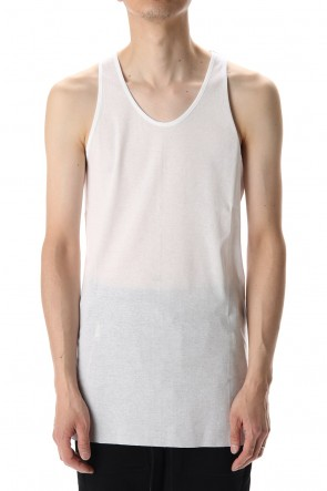 DIET BUTCHER SLIM SKIN 20SS Tanktop White