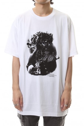 DIET BUTCHER SLIM SKIN 19-20AW Rhapsody T-shirt
