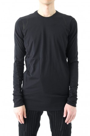 Long Sleeve Cut Sew 80/2 Cotton Jersey