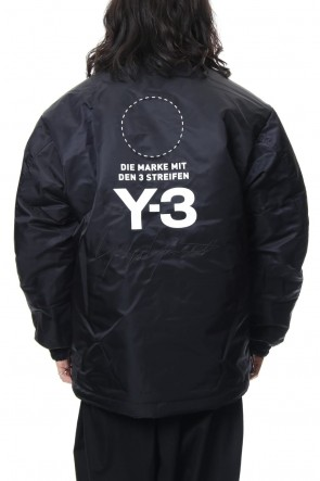 Y-3 18-19AW M Padded Jacket