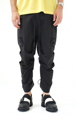 The Viridi-anne 19SS Gather Tactical Pants