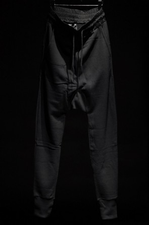 LEON LOUIS 16-17AW 16AW LL72 WIDE SWEAT PANTS
