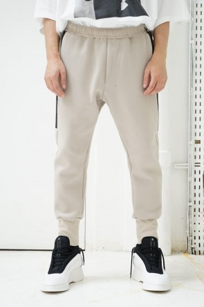 NILøS 19SS SIDE SLASH TRACK PANTS Graige