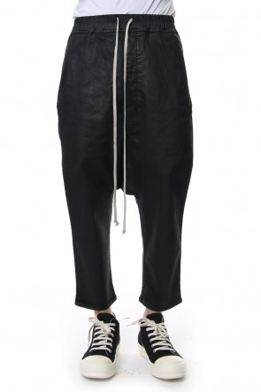 DRKSHDW 18-19AW DRAWSTRING CROPPED