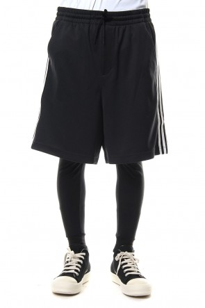 Y-3 19SS Y-3 3-Stripes Track Shorts