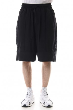 Y-3 19SS Y-3 3-Stripes Material Mix Shorts