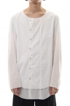 ASKyy 19SS Atelier shirts - White