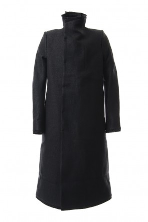 BORIS BIDJAN SABERI 19-20AW COAT LONG - FFB10001