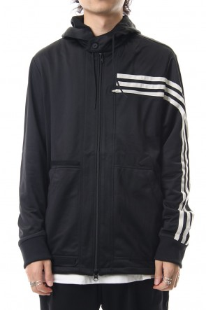 Y-3 19-20AW 3 STP Hooded Track top