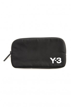 Y-3 20SS ワイスリー ロゴ ポーチ