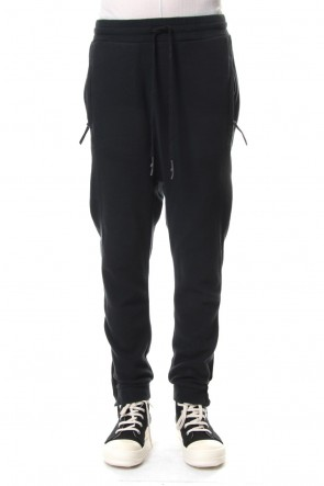 11 BY BORIS BIDJAN SABERI 19SS Cotton Track Pants