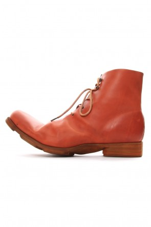 DEVOA 18-19AW Ankle Boots Calf Leather