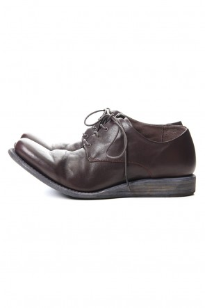 DEVOA 20SS Classic shoes horse leather - Bordeaux