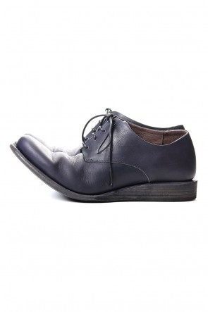 DEVOA 20SS Classic shoes horse leather - Navy