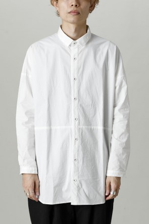 GARMENT REPRODUCTION OF WORKERS21-22AWガーデナーシャツ  ホワイト