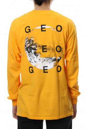 GEO 18-19AW GEO 3 Long Sleeve T-Shirt
