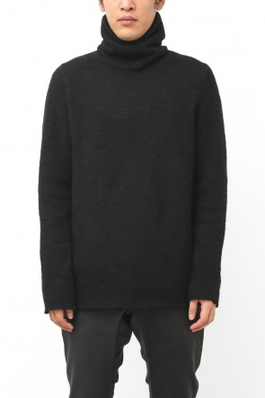 Over Lock Turtle Neck P/O