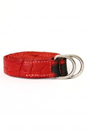 Guidi Classic Leather Belt