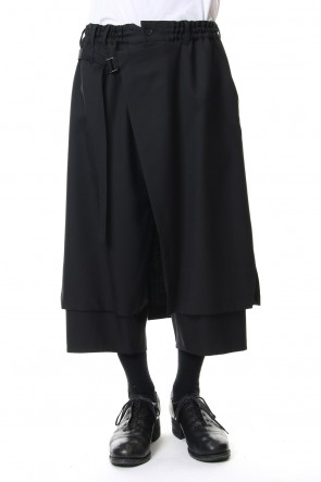 Ground Y 19SS Wrap Pants Type 1