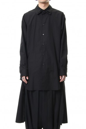 Ground Y 19SS Back long shirt