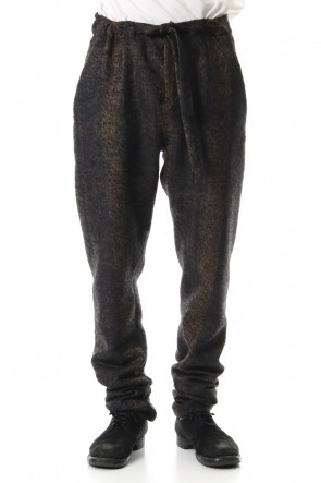Hannibal 19-20AW Trousers hadrian Forest