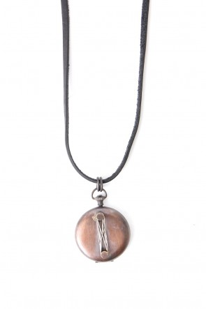 iolom Classic Locket Necklace io-03-063