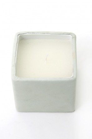 T.A.S BASIC T.A.S  FRAGRANCE CANDLE / BYAKUDAN (WHITE)