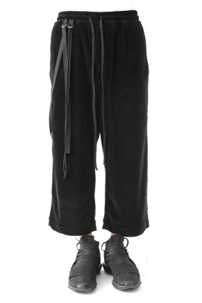 Song for the Mute 17-18AW Elasticated Bucket Pants
