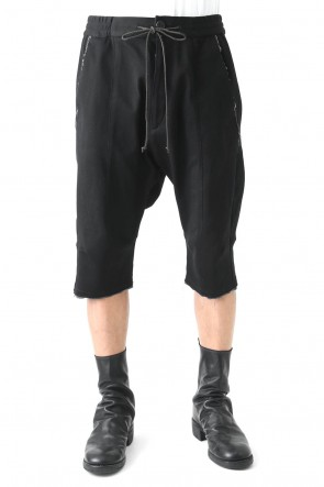 Heavy Jersey Cotton Jersey Short Pants