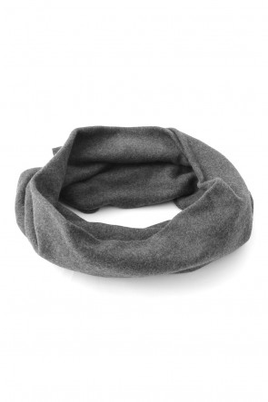 by H New York 17-18AW Tubular Double Sided Scarf