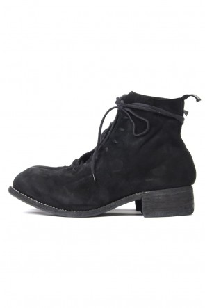 Guidi 18SS Orthopaedic Lace-up Boots Baby Buffalo Rev - PL11L