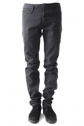 Trousers Cotton Japanese Selvedge