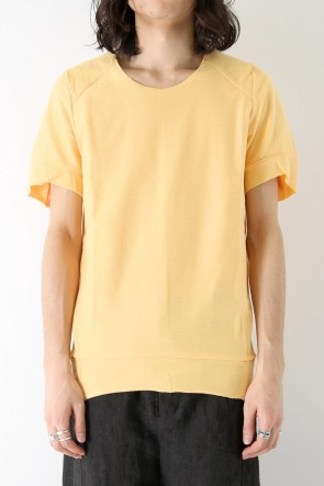 individual sentiments 18SS Short Sleeve T-shirt CT61S  Basic Jersey