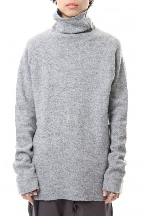 WARE  Boucle Knit L/S T-Shirt