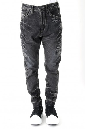 JULIUS 17-18AW STRAIGHT NARROW PANTS