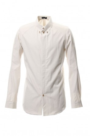 DEVOA 19SS Shirts Egyptian (FINX) Cotton