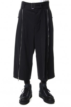 The Viridi-anne 19SS Hakama pants