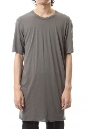 11 BY BORIS BIDJAN SABERI 19-20AW T-shirt Dark Gray Dye