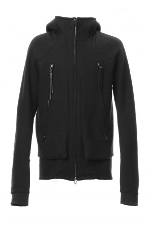 SADDAM TEISSY19-20AWVest layered Glove Hooded jacket - ST101-0039A