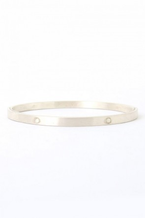 Parts of Four 17SS 17SS Sistema Bangle (4mm)