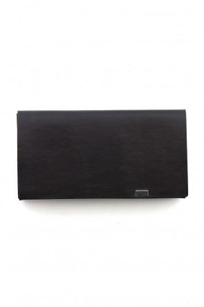 No,No,Yes! 18-19AW No,No,Yes! -shosa- Long Wallet Black Gold